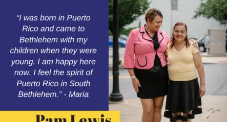Humans of New Bethany – Maria