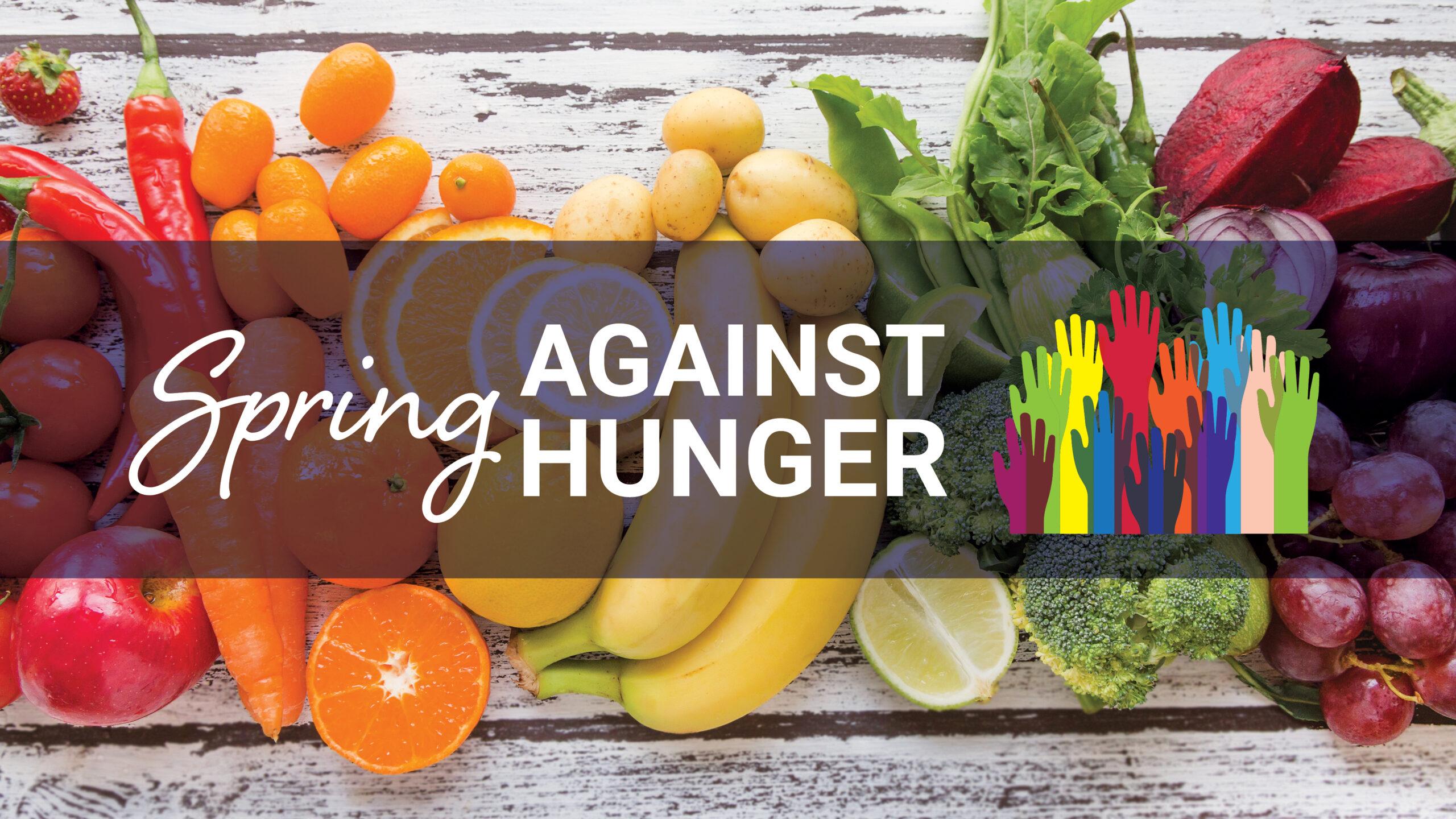 Spring Hunger Appeal
