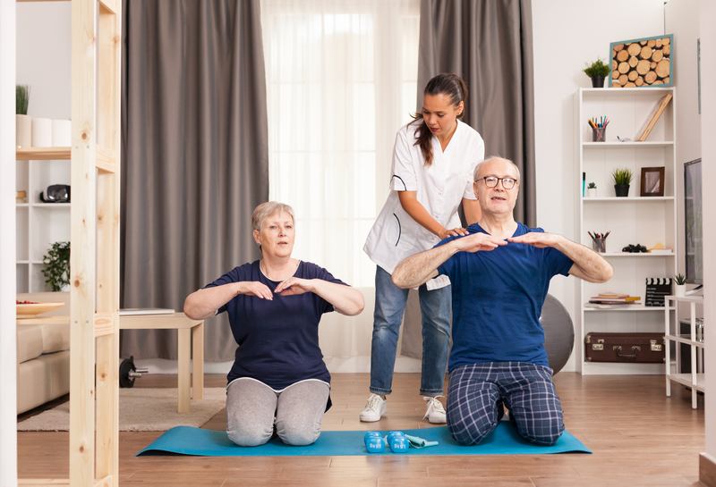 In Home Physical Therapy for Seniors
