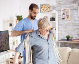 Top Qualities of an In-Home Caregiver