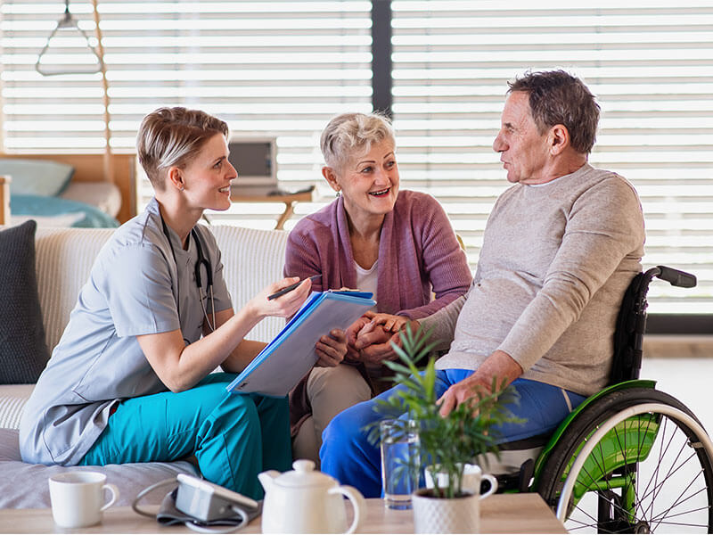 Aging in Place: The Future of Healthcare Is at Home