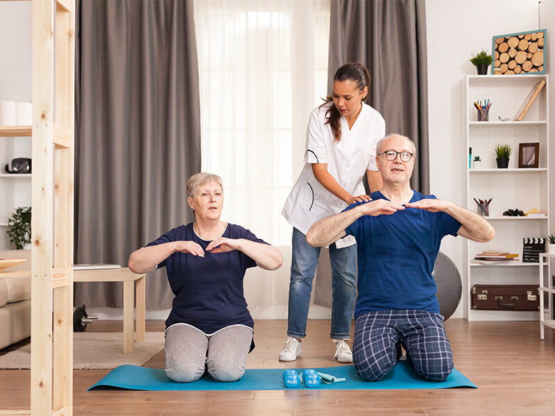 What Is In-Home Physical Therapy?