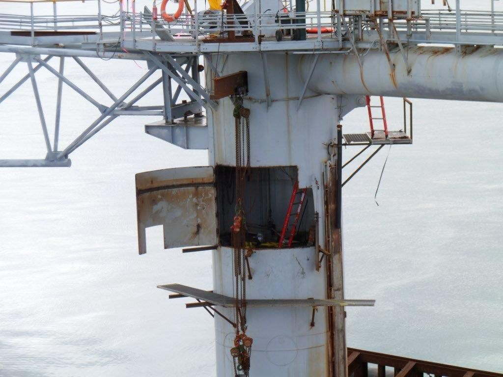 High caliber millwrights and Crane Services