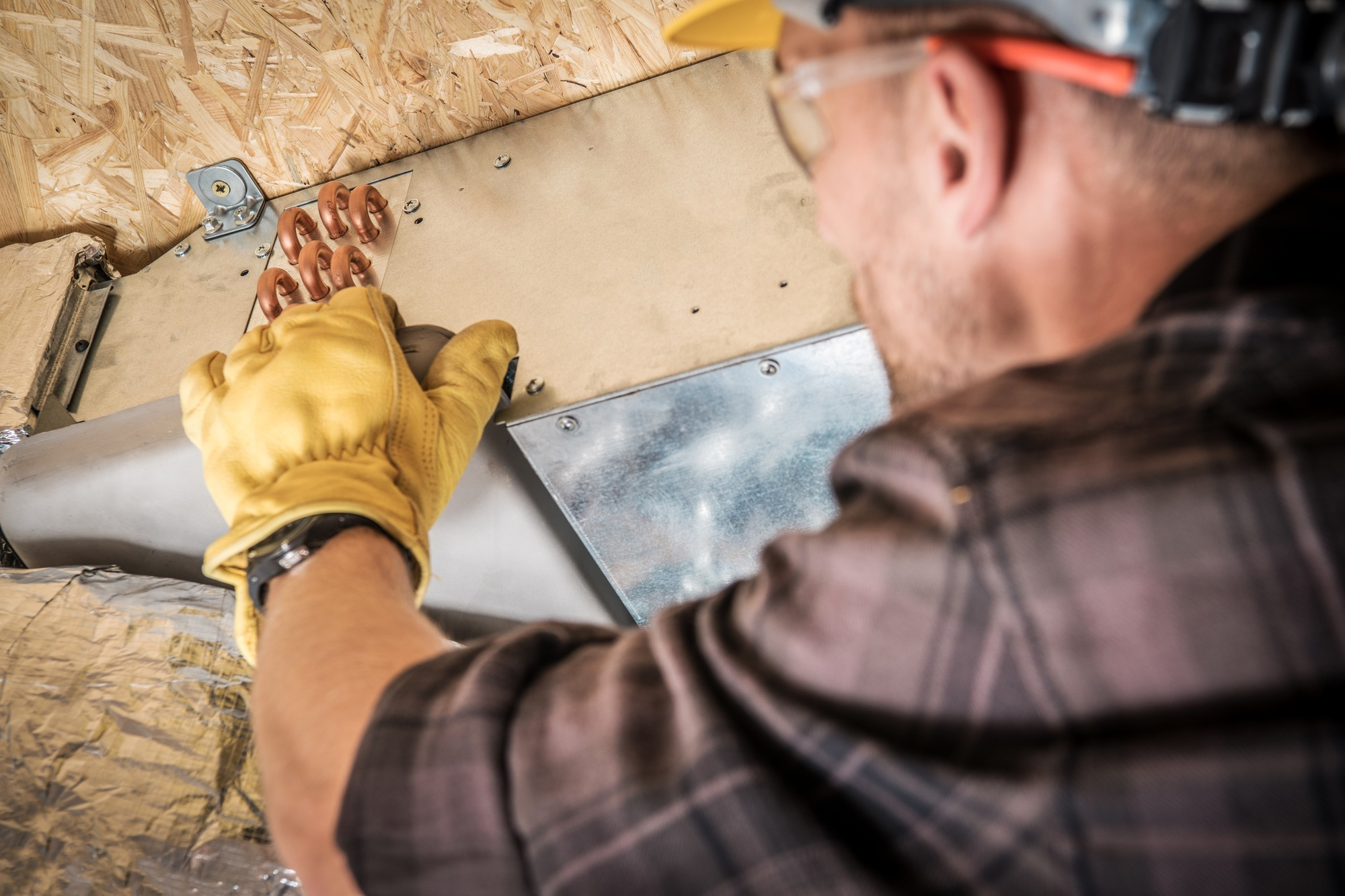 Top 4 Benefits of Cleaning Your Air Ducts