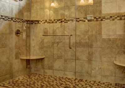 Custom Walk-in Shower