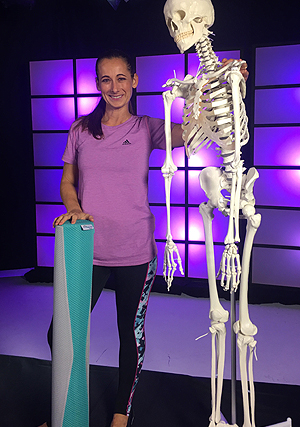 Jenna Dodge, MS, CHES Movement Specialist, Pilates Instructor
