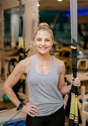 Sherri Kendrick, Pilates Instructor