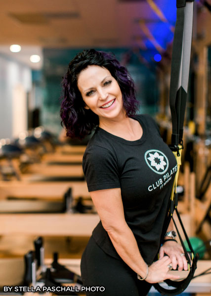 Shannon Willits, Club Pilates Master Trainer