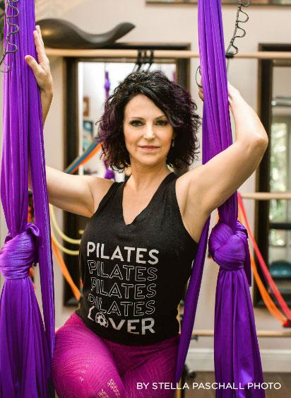Shannon Willits, Master Pilates Trainer