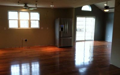 Hardwood Flooring for a Home