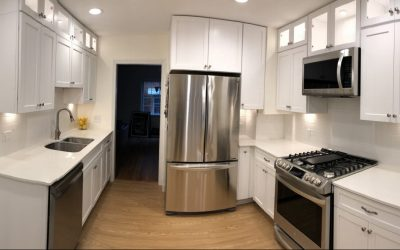 Kitchen Remodel, Lakewood, Ohio