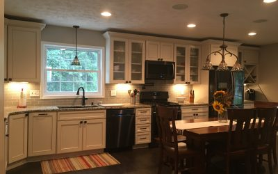 Kitchen Remodel, Olmsted Falls, Ohio
