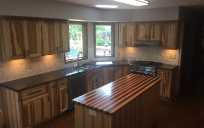 Kitchen Remodel, Brecksville, Ohio