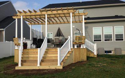 Deck Build North Ridgeville Ohio