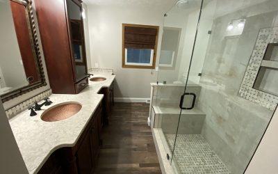 North Royalton Bathroom Remodel