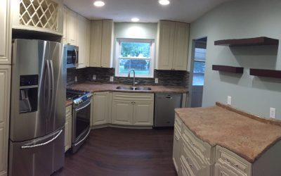 Fairview Park Kitchen Remodel Renovation