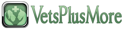 Vet Plus More Mobile Retina Logo
