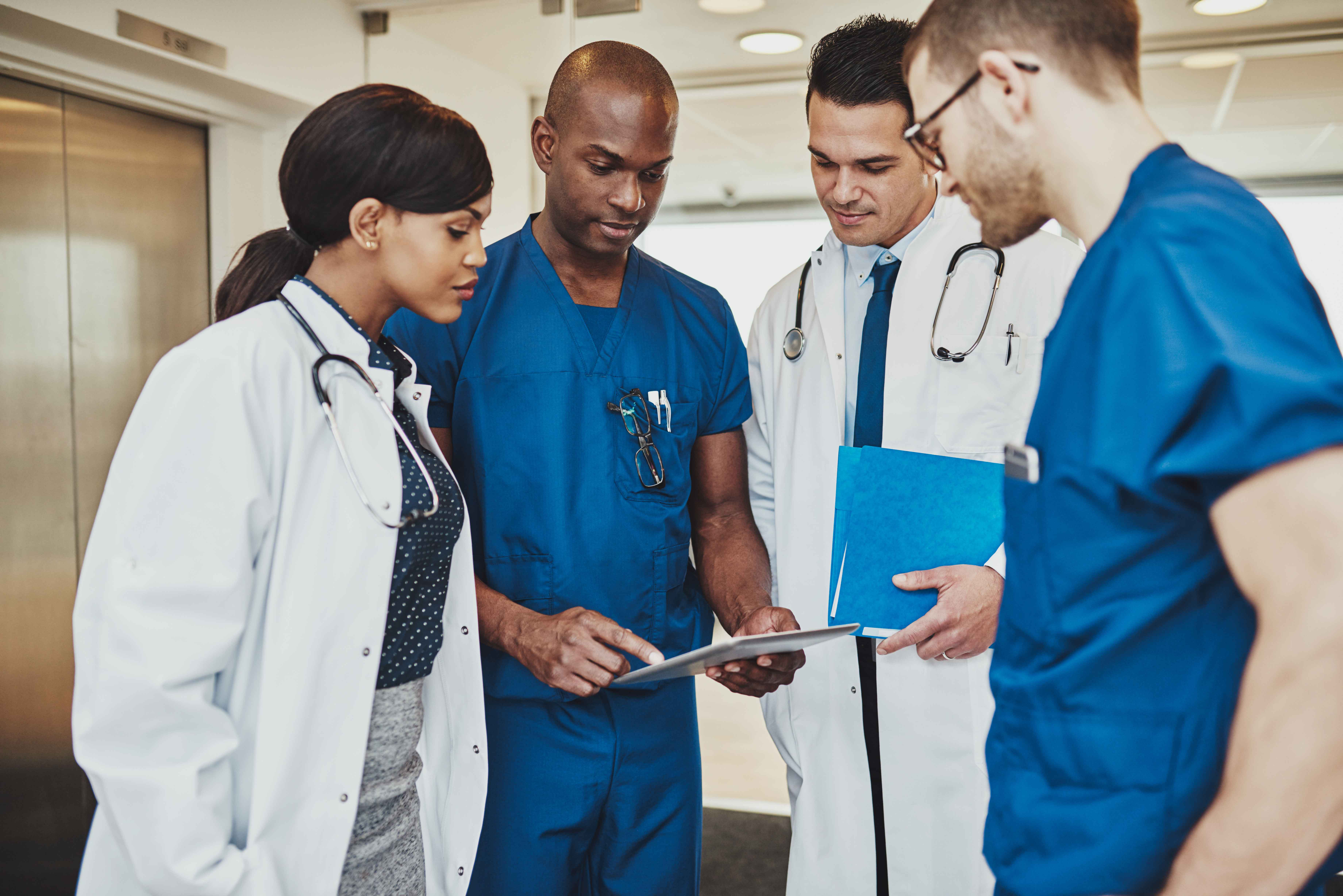 group-of-healthcare-professionals