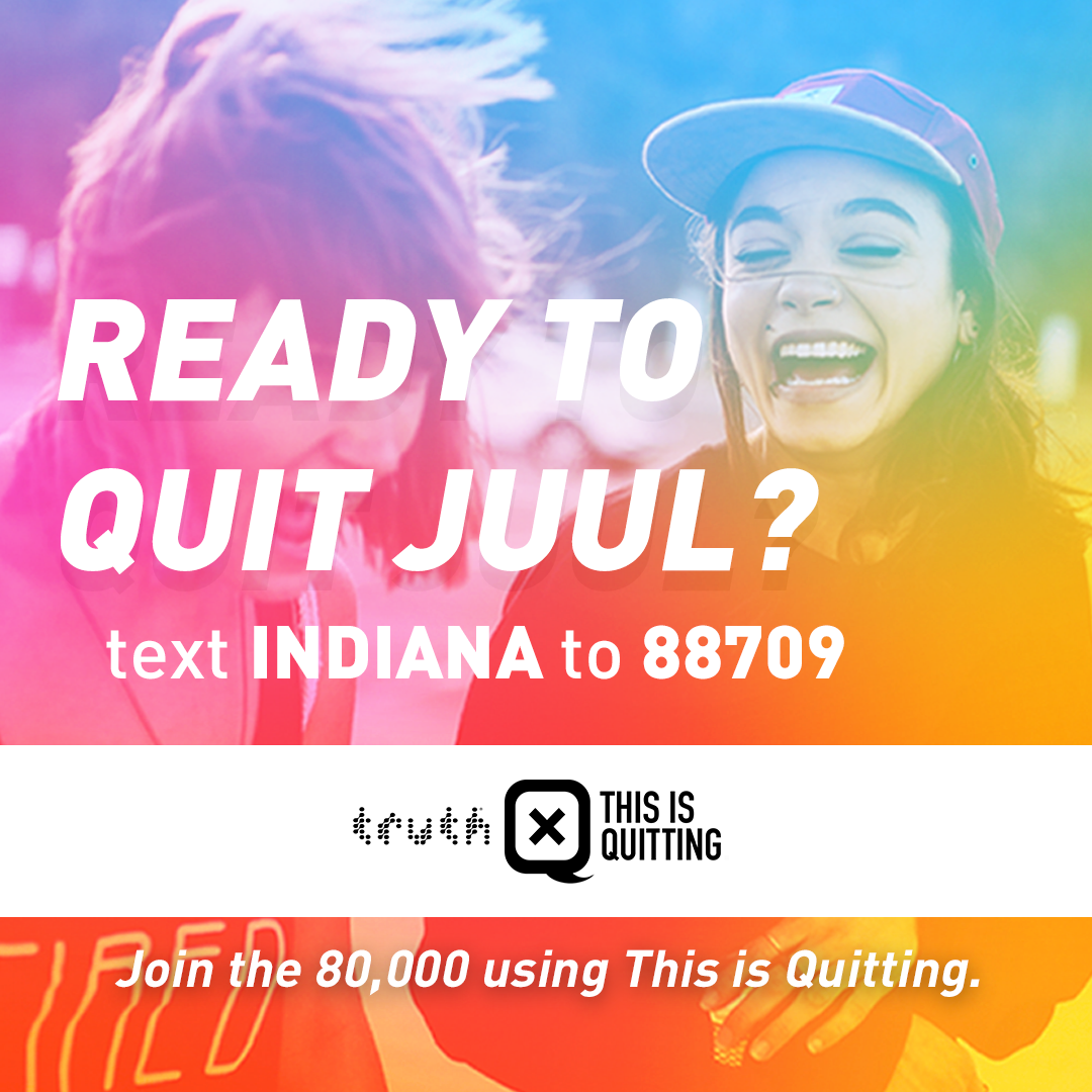 THIS IS QUITTING - Program Flyer