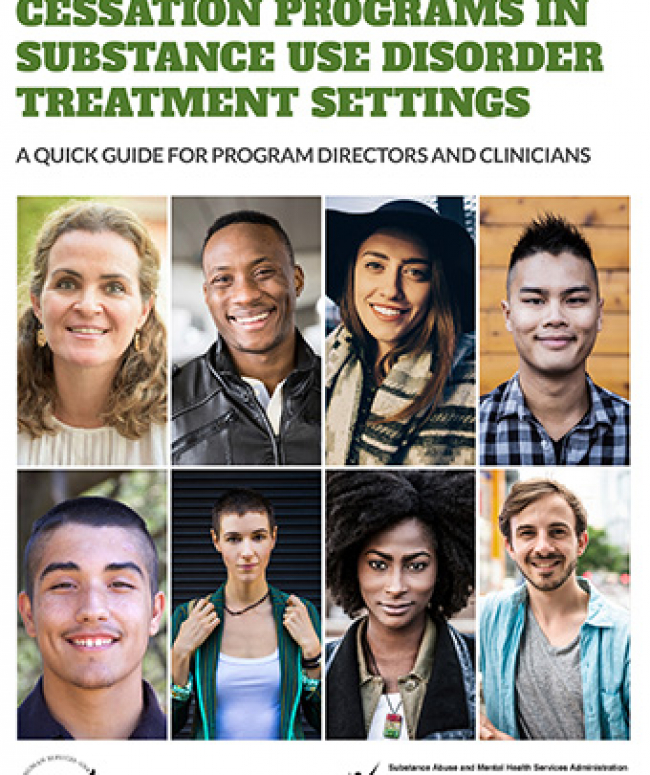 Implementing Tobacco Cessation Programs In Substance Use Disorde