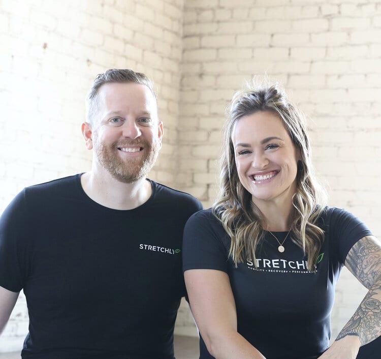Matt & Alyssa Diioia - Stretchly Owners
