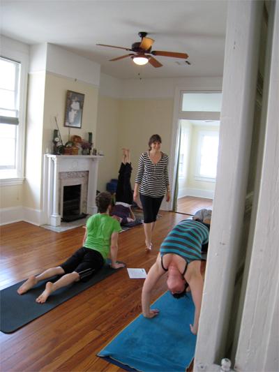 Ashtanga Yoga with Jessica Blanchard