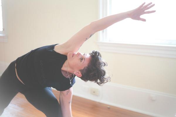 intro to yoga program