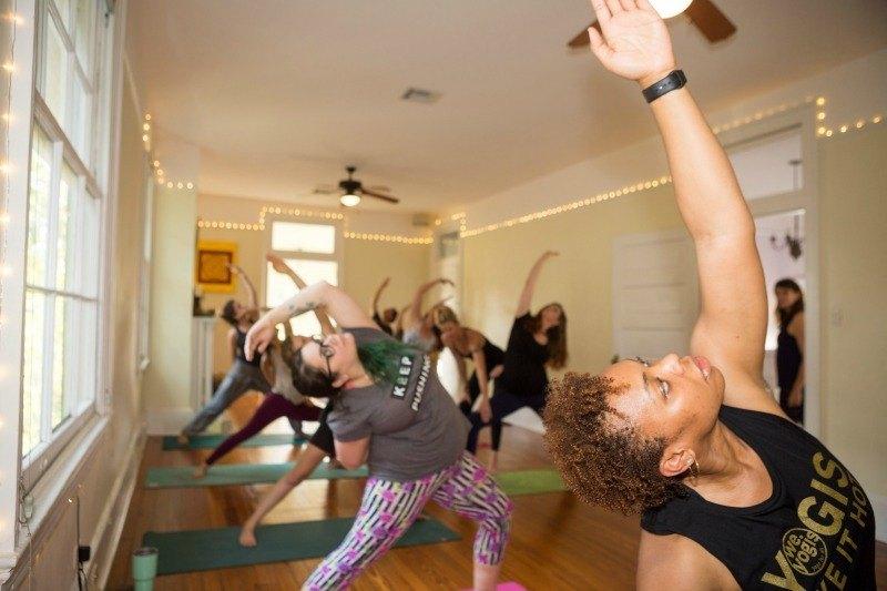 Balance Yoga Teacher Training Shot