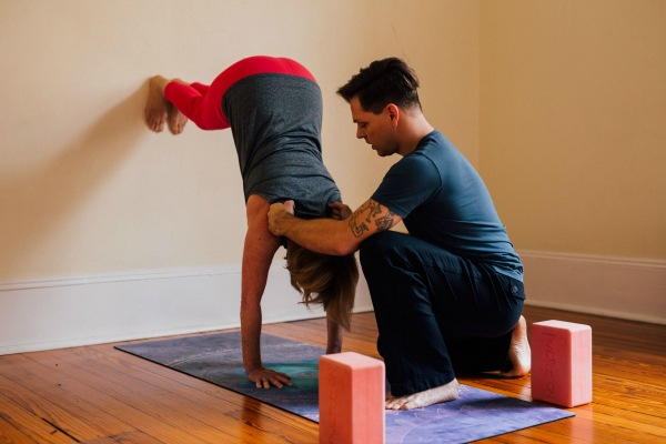 Yoga Matside with AJ Durand