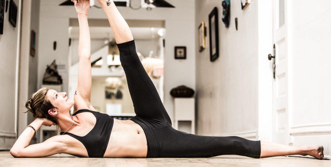 Mikhayla Harrell Yoga Teacher Balance Yoga and Wellness