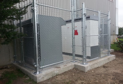commercial chain link fencing Toronto