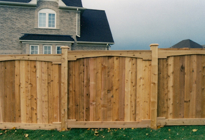 commercial wood fence gates