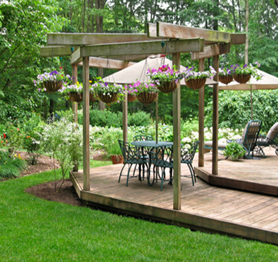 Pergola Design Ideas Toronto