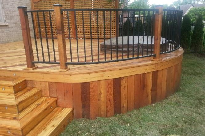 Decks and Custom Carpentry in Toronto