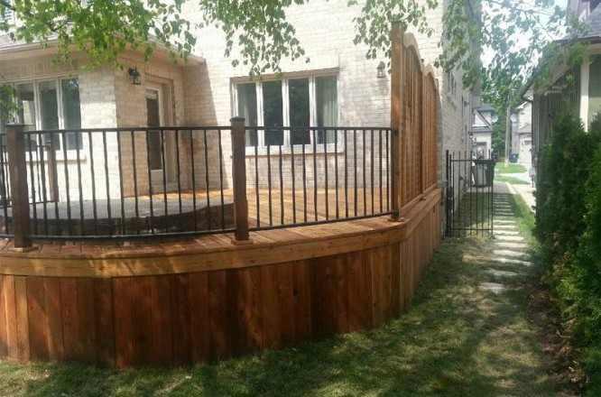 Custom Decks Carpentry Toronto