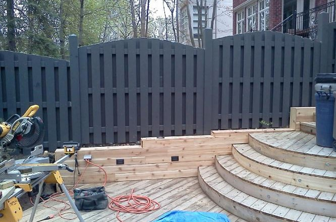 Fence and Decks in Toronto
