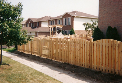 fencing in residential spaces