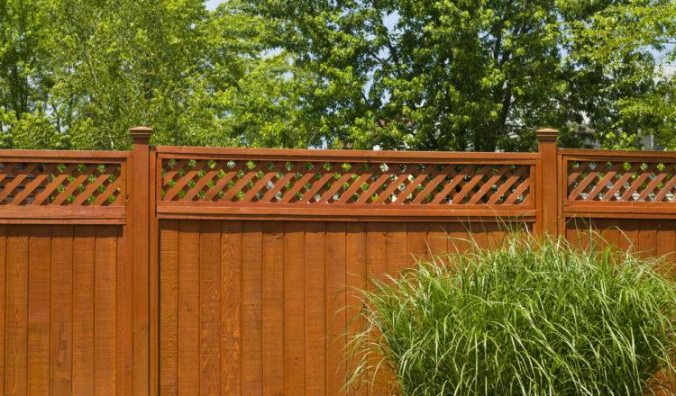 Wood Fence Design