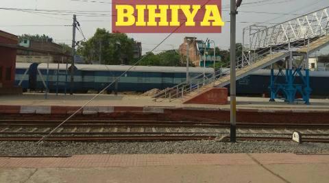 Bihiya station
