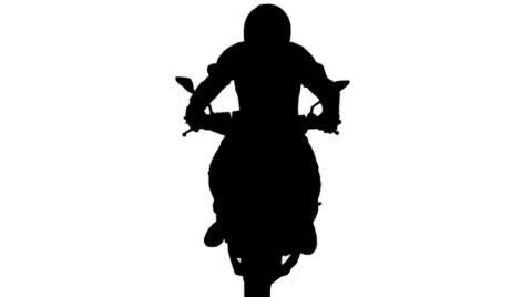 Hardas Tola chandi - Bike rider injured