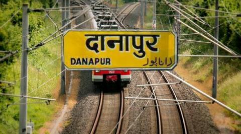 Danapur division - Sita and Anita get rewarded for saved train accident