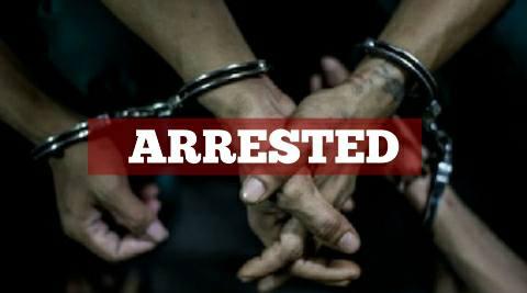 शाहपुर में वाहन समेत भारी मात्रा में शराब जब्त-धंधेबाज गिरफ्तार