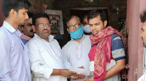 Krishnakant Tiwari dies