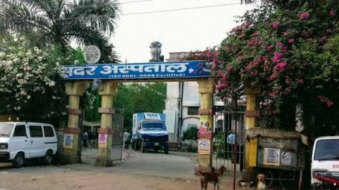 Hasanpura-sadar hospital ara