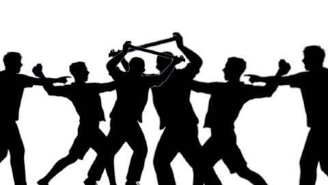 जमीनी विवाद को ले दो पक्षों में मारपीट-चार जख्मी