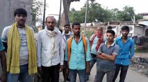 भोजपुरःसड़क हादसे में हुए जख्मी व्यक्ति की मौत