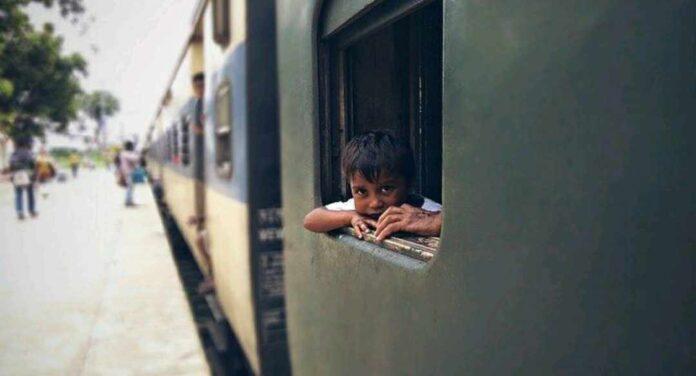 MEMU Passenger Special Train