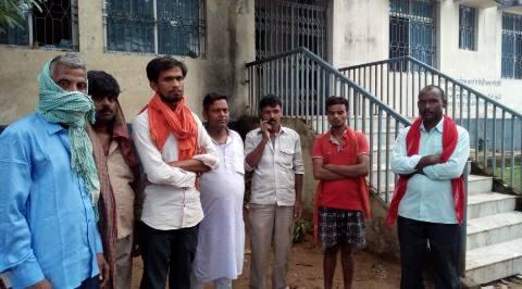 भोजपुर में करंट की चपेट में आने से युवक की मौत