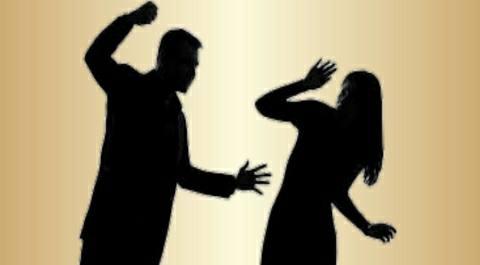 संपत्ति विवाद को लेकर भाई ने बहन को पीटा