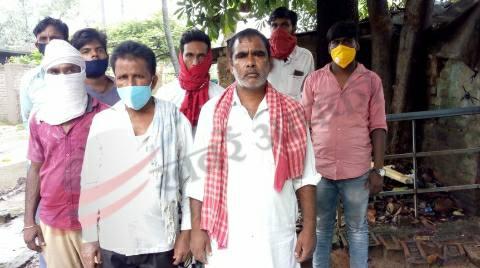 भोजपुर में दीवार गिरने से दबकर महिला की मौत